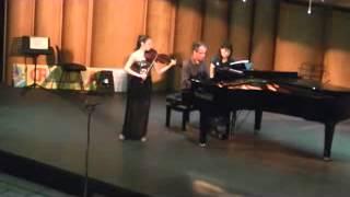 O. Respighi Sonata in B minor Allegro moderato ma energico