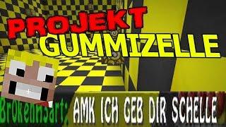 Minecraft - Projekt Gummizelle
