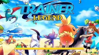 Trainer Legend(By Adrienne Yates)Android GamePlay HD
