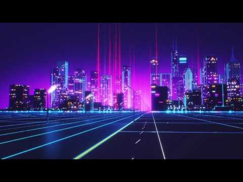 Flock of Seagulls  I Ran Nighttime Synthwave Scenester Remix