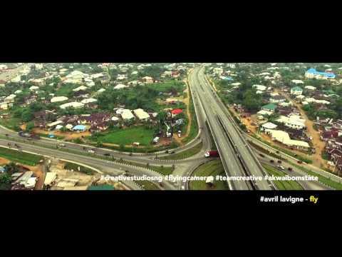 AERIAL VIDEO OF AKWAIBOM STATE via CREATIVESTUDIOSNG