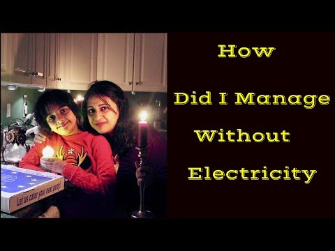 Vlog :  Managing  Without Electricity | Indian Mom Day In My Life | Simple Living Wise Thinking
