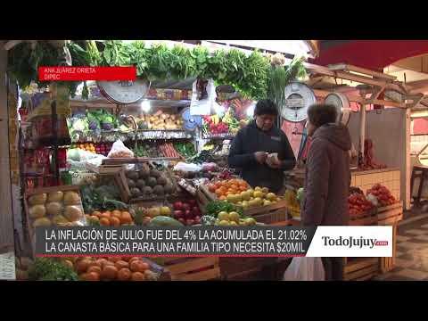 Una familia necesitó más de 20 mil pesos para no ser pobre en Jujuy
