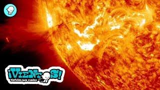Breves: Tormentas Solares