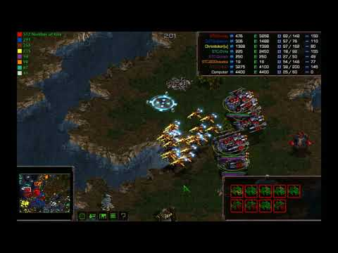 Starcraft WW2, Axis focus - Casted