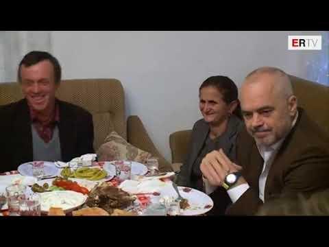 Edi Rama - ERTV Live : Bulqizë fshat - Në familjen e Shaqir Toskës