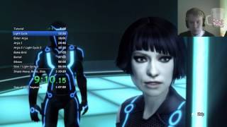 Tron: Evolution Speedrun in 1:09:25 (Any% NG+)