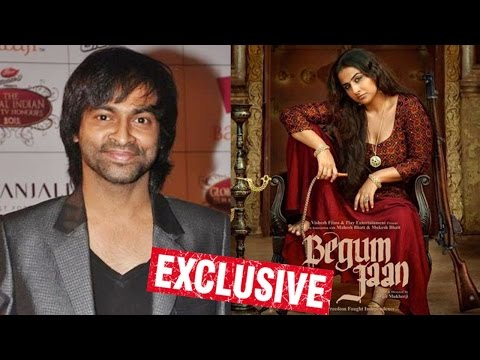 EXCLUSIVE: Pitobash Tripathy talks about Begum Jaan
