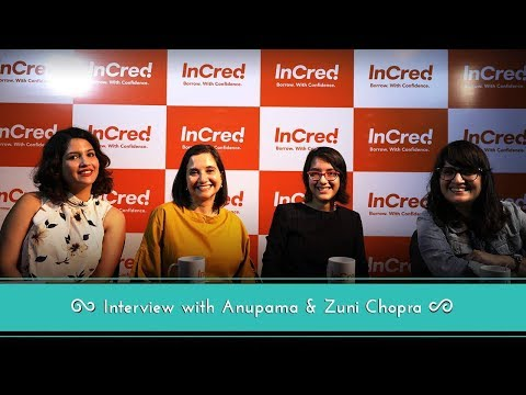 Interview With Anupama And Zuni Chopra For Incred