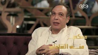 خالد صالح : بحب تـامر حـسنى .. ذكى وموهوب وفاهم جيله