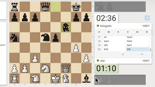 S-Chess with Karagialis