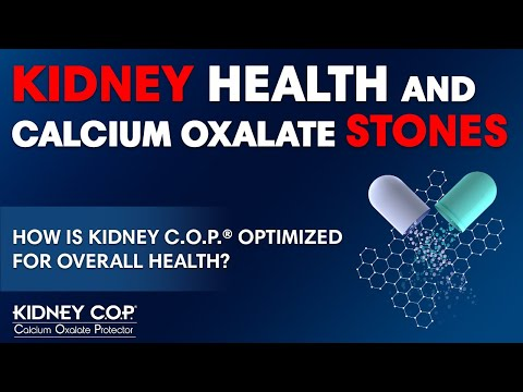 Kidney C.O.P. - Highest Quality Ingredients - Formulated For Your Overall Optimum Health
