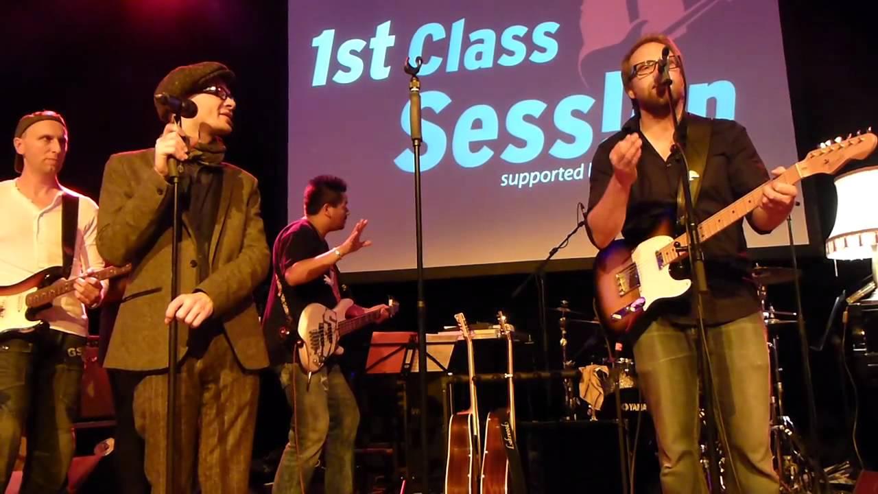 Gregor Meyle Wonderful Tonight Bei Der 1st Class Session In Lneburg 140912