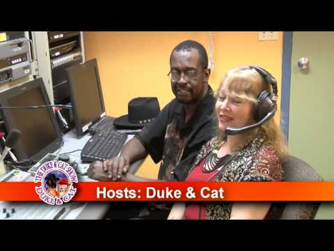 THE DUKE AND CAT SHOW ON THE CW TUCSON