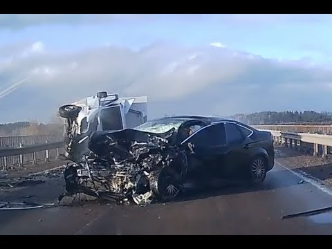 Russian Dash Cam Car Crash Compilation - January 2019