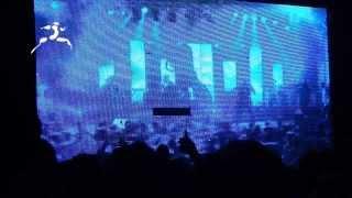 "X-MALEYA at MTN i-fest Show #9 :""Son me"""