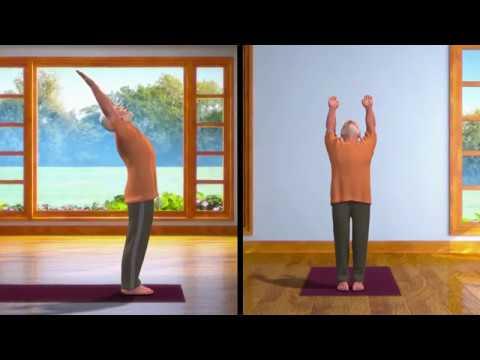 Yoga With Modi Surya Namaskar French