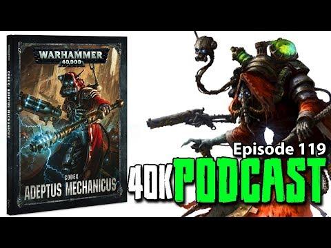 Adeptus Mechanicus Is Looking Strong - Episode 119