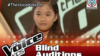 """The Voice Kids Philippines 2016 Blind Auditions: """"Hello"""" by Heart"""