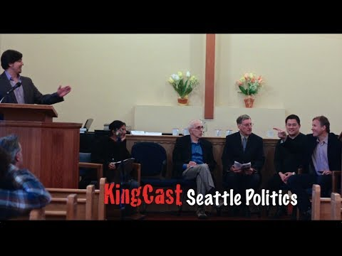 Seattle City Council Candidates Address Foreclosure, Eminent Domain, Merkley Mortgage and More.