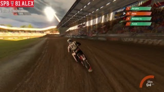 Game online FIM Speedway Grand Prix 15 the player NEVA