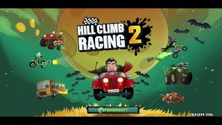 Hill Climb Racing 2 Halloween - The Greatest Update Ever 😍😍