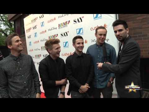 The Best Interview With The Boys of 4 Count