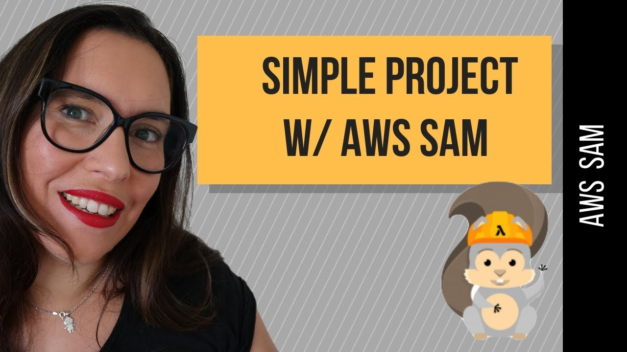 AWS SAM project with AWS Lambda + API Gateway + DynamoDB | Serverless | #2