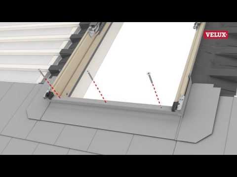 control pad velux integra video guida all 39 installazione doovi. Black Bedroom Furniture Sets. Home Design Ideas