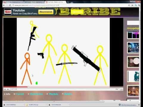 Mit Pivot Stick Figure Animation lustige Filme erstellen