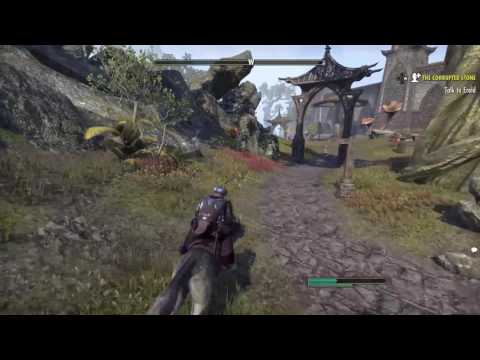 The Elder Scrolls Online the best place to farm for mats