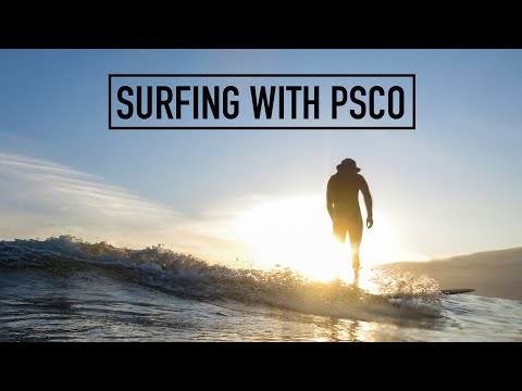 Surfing in Tofino B.C with Pacific Surf Company