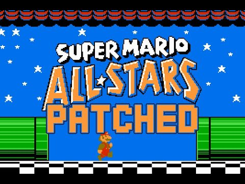 Super Mario All Stars Nes Patched Download