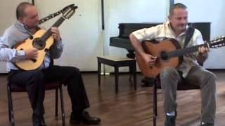 BAMBUQUISIMO Bambuco de León Cardona García - EDWIN Y BILLY COLÓN ZAYAS EN BOGOTÁ, COLOMBIA