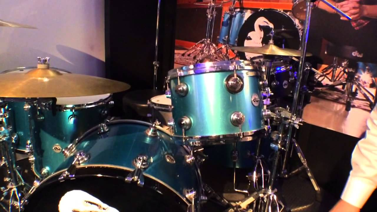 Dave Grohl Drum Setup