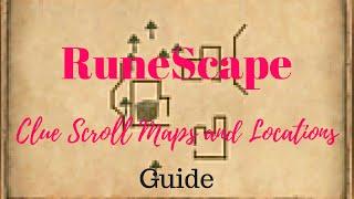 Rs3 clue scroll map, Observatory, Dec 2015 RuneScape