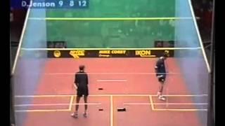 SQUASH: British Open 1998 (Feat. Jansher Khan)