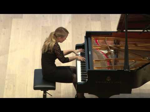 """Liszt: """"Weinen, Klagen, Sorgen, Zagen"""" Katharina Treutler I piano"""