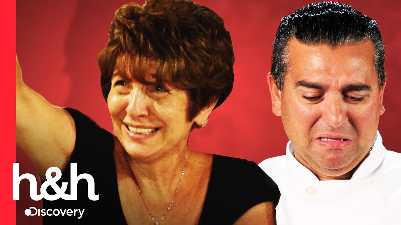 hot product well known to buy ¡Adiós, mamá! | Cake Boss | Discovery H&H