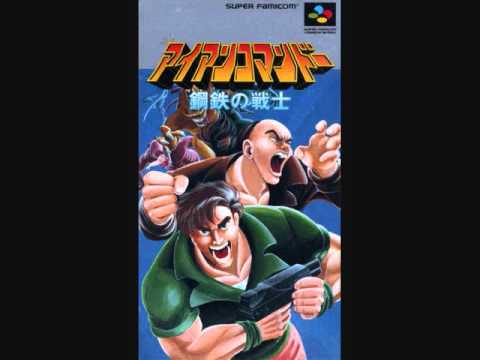 Iron Commando - Kotetsu no Senshi (SNES Music 1995)