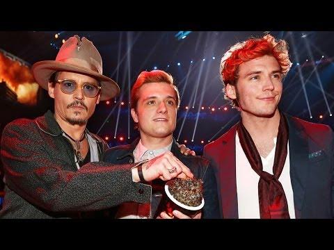 MTV Movie Awards 2014  Top 10 Moments