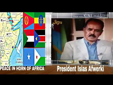 Peace In Horn Of Africa #Eritrea🇪🇷 #Ethiopia🇪🇹 #Sudan🇸🇩 #SouthSudan🇸🇸 #Somalia🇸 #Djibouti thumbnail
