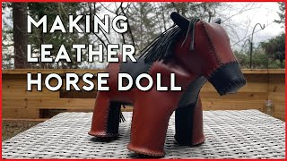 [Teaser] Making a leather hors…
