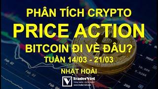 Phân Tích Crypto Theo Price Action - Bitcoin Đi Về Đâu - Tuần 14/03-21/03