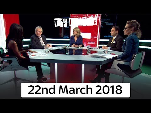 The Pledge | 22nd March 2018