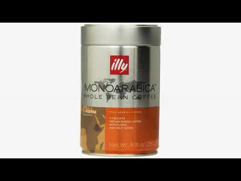 Coffee Lovers Reviews Illy Medium Roast Whole Bean Coffee