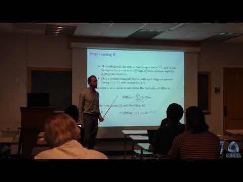 Colorado School of Mines AMS Colloquium 12/1/17