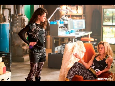 Orphan Black Season 4 Finale - Krystal And Sarah (Spoilers)