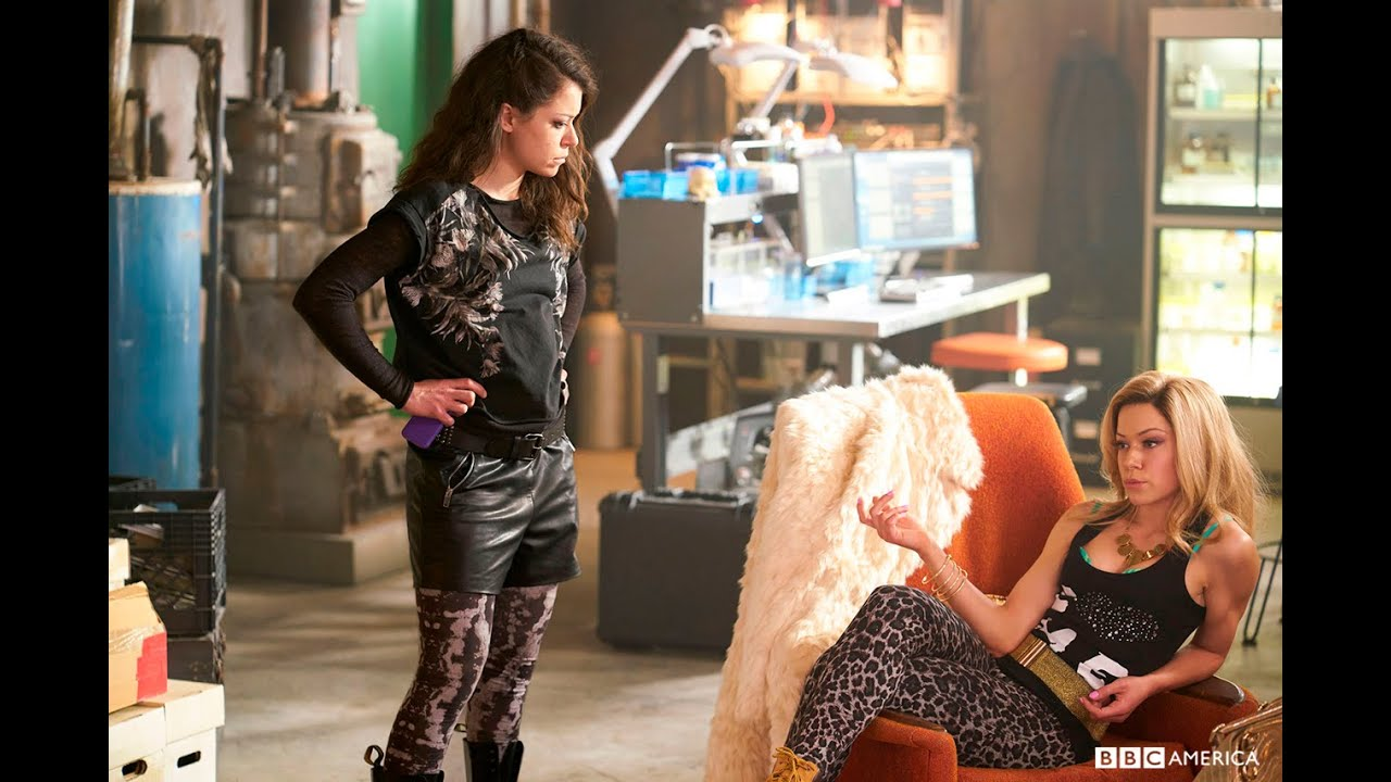 Download Orphan Black Season 4 Finale - Krystal and Sarah (Spoilers)