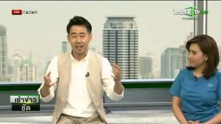 โยคะหัวเราะ ช่องไทยรัฐทีวี รายการเช้าข่าวชัด 16-05-2014